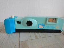 Rare Sanrio Hello Kitty Polaroid Camera  TOMY xiao Blue [FROM JAPAN]
