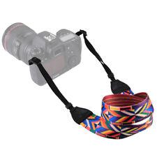 Vintage Camera Neck Straps Shoulder Straps Adjustable For Canon Nikon Fuji Sony