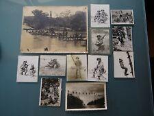 LOT DE PHOTOGRAPHIES ORIGINALES GUERRE DU VIETNAM.