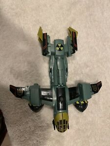 Atomic Lugnut Voyager Animated Transformers Complete RARE