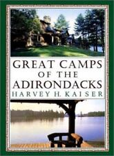Great Camps of the Adirondacks, New York, General, General AAS, Reference, Hardc