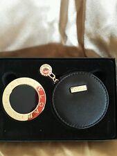 Bvlgari Jasmine Noir 2 Piece *LIMITED EDITION* Compact Mirror Set (Boxed)