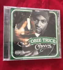 Cheers [PA] by Obie Trice (CD, Sep-2003, Shady)