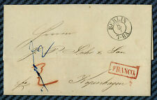 -= Lettre de BERLIN (Prusse) pour COPENHAGUE (Danemark) - 1856 =-