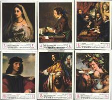 Yemen (Reino) 503B-508B (edición completa) nuevo 1968 Florentino obras de arte