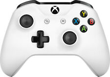Microsoft Xbox One Wireless Controller (original PC Bluetooth USB gamepad blanco)