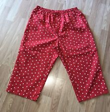 NWT Kim Rogers Womens Red Pink Plaid Belted Bermuda Summer Shorts 10-12 Petite