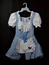 Ladies California Costume Wizard of Oz Dorothy Costume Size Smal