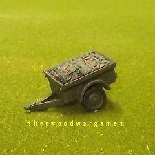 1/48th British Para Jeep Supply Trailer, BNIB, WWII 28mm Bolt Action,