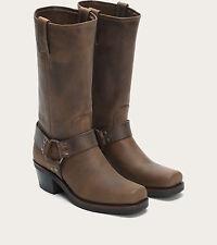 Women's Frye Boot 77300 TAN Harness 12R Tan