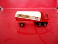 Vintage Matchbox Burman Freeway Gas Tanker No.83