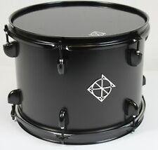 "Dixon Fuse Limited 12"" x 9"" Rack Tom Drum - Satin Black #R7414"