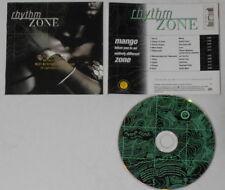 Daniel Ponce, King Sunny Ade, Thomas Mapfumo  U.S. promo cd  Gold DJ Stamp