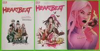 Heartbeat #1 2nd Print - #2 First Print & Variant Boom! Studios 2019