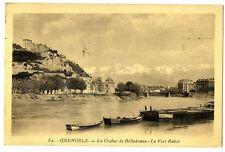 CPA 38 Isère Grenoble La chaîne de Belledonne Le Fort Rabot