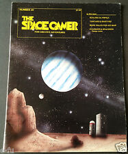THE SPACE GAMER #20 Role Playing Magazine Tartars & Martyrs Map Still Attached