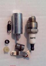 Briggs & Stratton Ignition Tune up Kit 2- 8HP Points & Condenser 294628 & S/Plug