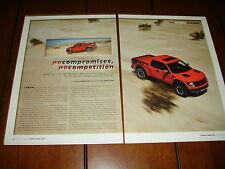 2010 FORD F-150 SVT RAPTOR  ***ORIGINAL ARTICLE***