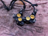 2003 Yamaha YZF-R1 YZFR1 YZF Front Brake Caliper Left & Right Caliper Set