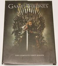 Games Of Thrones - The Complete First Season (5 DVD's, Region 1)