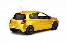 1/18 OTTO MODELS  OT350 Renault Clio 3 RS Ph.2 Sport Cup  ***DESCATALOGADO***