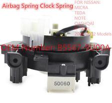 Steering Wheel Airbag Hairspring Clock Spring OEM  B5567-9U00A FOR Nissan Micra