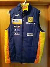 Renault Formula 1 Racing Team Team Vest - Nelson Piquet Jr & Fernando Alonso