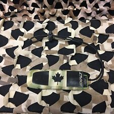 New Exalt Bayonet Paintball Barrel Cover - Canadian Camo