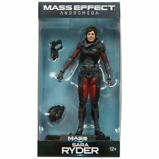 Mass Effect Andromeda Sara Ryder Action Figure