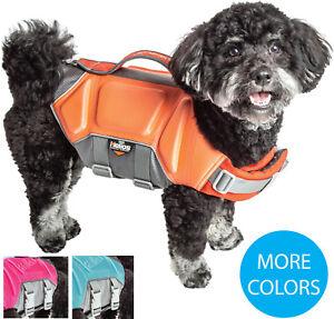 Dog Helios 'Tidal Guard' Multi-Motion Reflective Safety Pet Dog Life Jacket