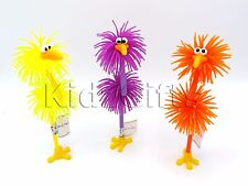 Novelty Funny Stretchy Emu Ostrich Bird Fine Ballpoint Black Ink PEN Kids Gift