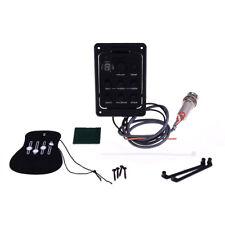 Blend 301 piezo preamp pickup mic EQ tuner for acoustic gui QA