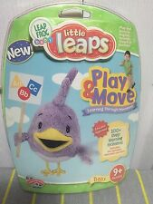 New 2006 Baby Little Leap Frog Play & Move Interactive Learning Disc 9+mos