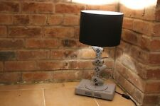 Playstation Table Lamp, Upcycled, Retro Gamer, Geek Chic Gift, Man Cave, PS 1