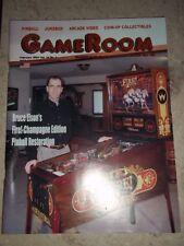 GameRoom Magazine Feb 2004 Vol 16. No 2. Free Shipping!