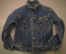 Vintage  Lee Riders denim 101 style denim jacket - Youth size