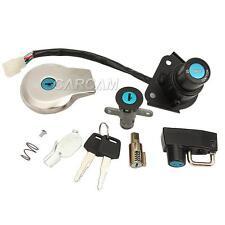 Ignition Switch Lock + Fuel Gas Cap Key Set For Yamaha Virago XV125 XV250 New