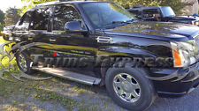"""2001-2006 Cadillac Escalade EXT Pickup Chrome Accent Body Side Moulding Trim 1"""""""