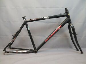 "Schwinn MOAB MTB Bike Frame 21"" X-Large Hardtail Disc Downhill Trail USA Charity"