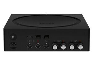 NEW FACTORY Sonos Amp GEN 2 (Black) - Streaming Network Amplifier ARC 125W