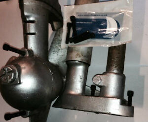 British Seagull Outboard  Engine Water Pump and Gear box Screws