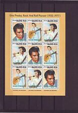 MALDIVES - SG1768-1770 MNH 1993 SHEETLET(3 SETS) 15th DEATH ANNIV ELVIS PRESLEY