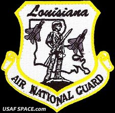 USAF 122nd FIGHTER SQUADRON - LOUISIANA AIR NATIONAL GUARD - NAS-JRB- VEL PATCH