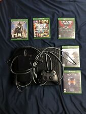 Xbox One 500gb Console -bundle with 5 Games And Controller