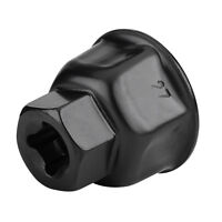 27mm Car Oil Filter Wrench Cap Socket Drive Remover Tool For Mercedes Benz Black