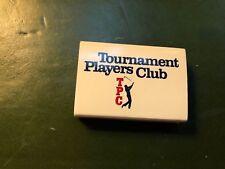 Matchbook - Tournament Players Club TPC VG