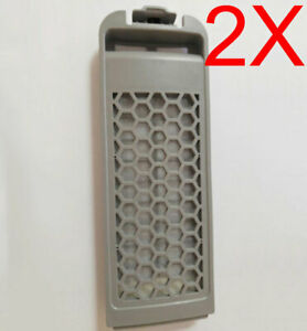 2X Washing Machine Washer Lint Filters Replacement For Samsung DC97-16513A WA455