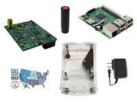 DVMEGA Dual band (VHF/UHF) DSTAR radio with Raspberry Pi 3 & Accessories Bundle!
