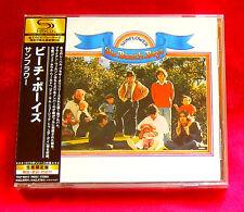 Beach Boys Sunflower JAPAN SHM CD TOCP-95012