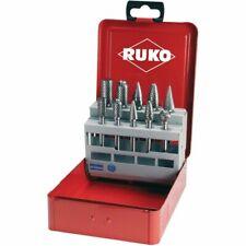 Punta di fresatura in metallo duro a cartuccia industriale - 10 pz. RUKO 116003